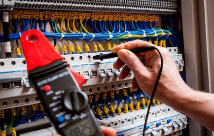 Prüfung von Elektroanlagen